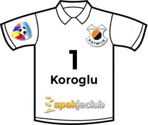 Shirt elftal van het jaar1