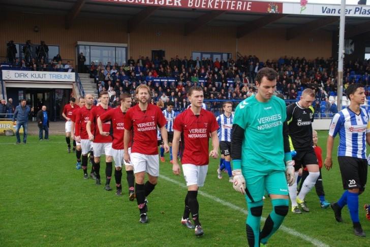 Quick Boys/FC Rijnvogels/Messemaker
