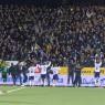 03-02-2016: Voetbal: FC Den Bosch v VVSB: Den Bosch  Juichen  Kwartfinale Bekertoernooi 2015/2016