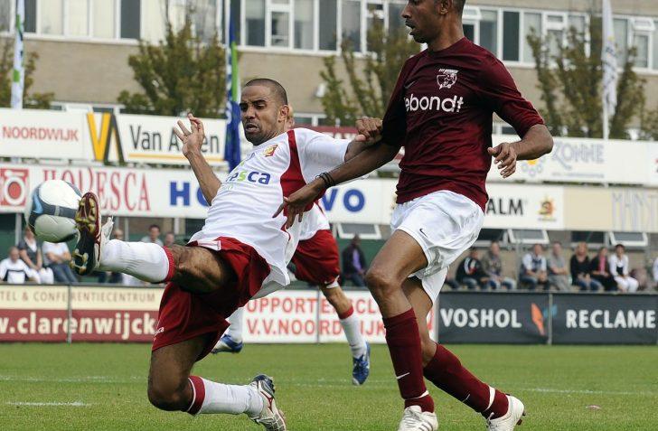 Melvin Fleur Van De Duinwetering Naar De Kuip Voetbal In De